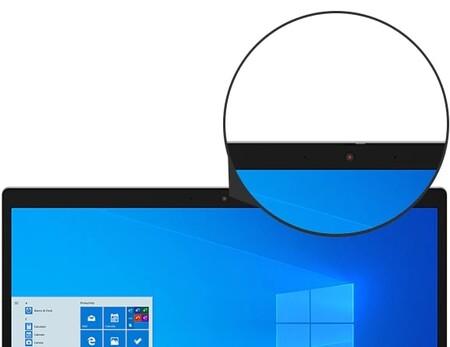 Privacidad en la webcam de la laptop Lenovo