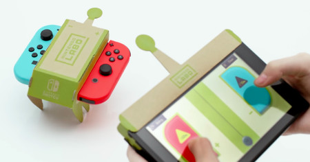 Robot Nintendo Labo