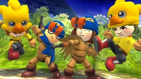 Super Smash Bros Geno 2