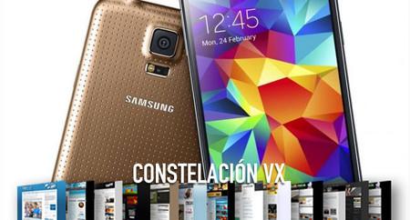 Llega el Samsung Galaxy S5 y el gobierno le mete mano al crowdfunding. Constelación VX (CLXXXII)
