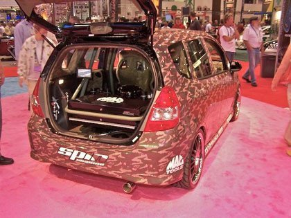 Honda Fit Sport Extreme Concept