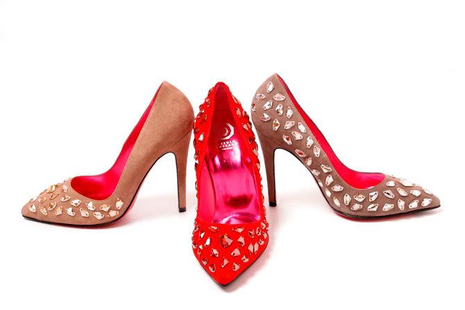 Foto de Úrsula Mascaró Otoño-Invierno 2012/2013: ¡enamorada de este calzado! (8/9)
