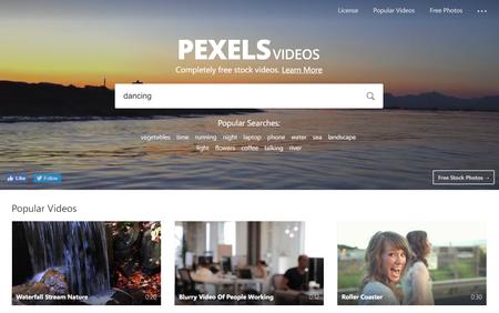 Pexels ahora te deja buscar vídeos de stock gratuitos, libres de uso y de alta calidad