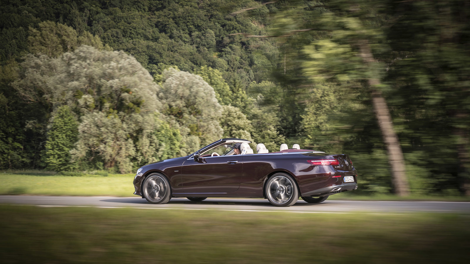 Foto de Mercedes-Benz Clase E Cabrio, toma de contacto (48/156)