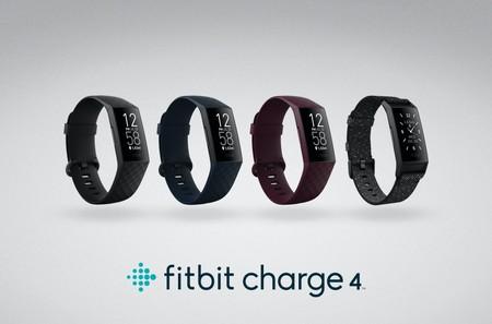 Fitbit Charge 4: la nueva pulsera cuantificadora premium de la marca, con medición de minutos en zona activa
