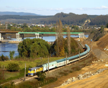 Crecimiento del tren en España: bien Renfe, mal Adif