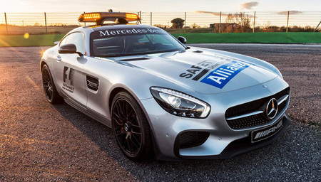 Mercedes-AMG GT S Safety Car y C 63 Estate Medical Car, para la Fórmula 1