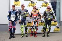 MotoGP Alemania 2013: Álex Rins, Marc Márquez y Xavier Simeon se reparten las poles en otro día de caídas