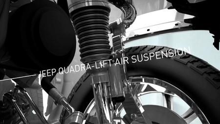 Suspensión neumática Quadra-Lift