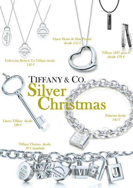 colección plata tiffanys