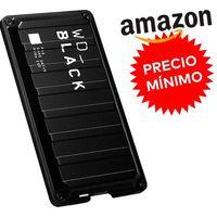 Los 500 GB SSD para tu consola del WD Black P50 Game Drive están esta semana en Amazon a precio mínimo, por 144 euros