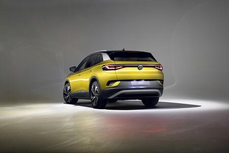 Nuevo Volkswagen ID.4 2020 SUV eléctrico equipamiento
