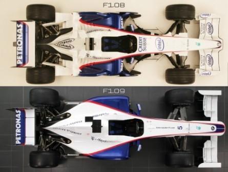 Repaso a los cambios de la Fórmula 1 para 2009