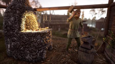 Así es Medieval Dynasty, un simulador de la vida en el medievo donde habrá que prosperar y sobrevivir