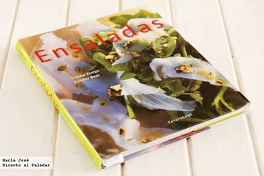 Ensaladas de Europa. Libro de recetas