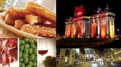 El sabor de Madrid