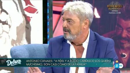 Antonio Canales En Sabado Deluxe