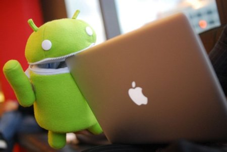 Android y Apple: Es innovación, idiota