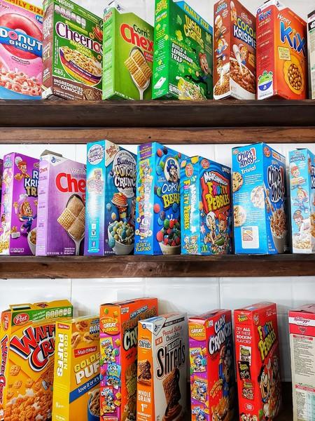 Estacion Cereal