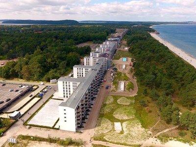 Prora, la ciudad de vacaciones que proyectó Hitler
