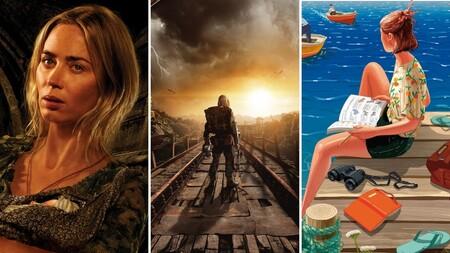 13 estrenos y lanzamientos imprescindibles para el fin de semana: 'Un lugar tranquilo 2', 'Metro Exodus Complete Edition' y mucho más