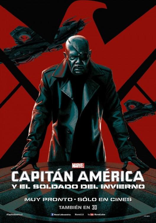 Foto de Carteles de 'Capitán América 2' (19/23)