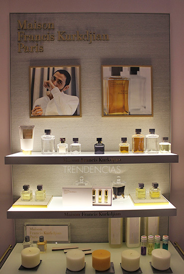 Maison Francis Kurkdijan Perfumes Madrid