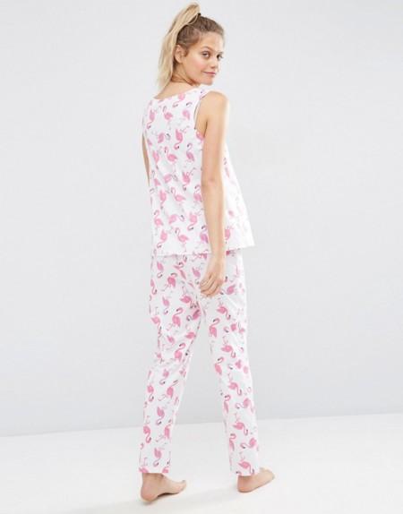 Pijama Flamencos Premama