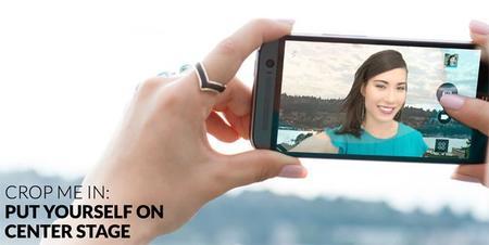 """HTC Camera se actualiza, añade el modo """"Incluirme en la imagen"""""""
