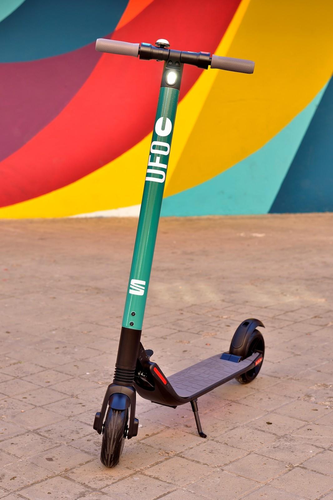 Foto de Nuevo servicio compartido de patinetes eléctricos de SEAT (8/13)