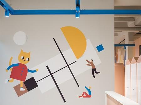oficina para niños