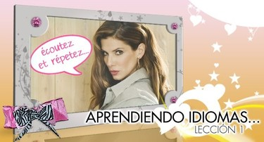 Aprende idiomas con celebrities. Lección 1