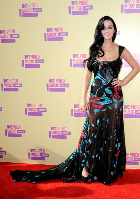 Katy Perry VMA 2012