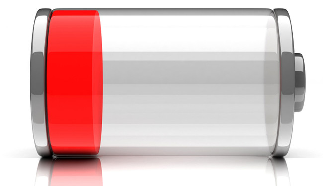 Battery Depleted