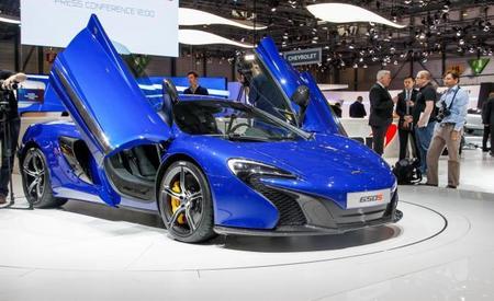 El presupuesto del equipo McLaren está asegurado con las ventas del 650S Spider