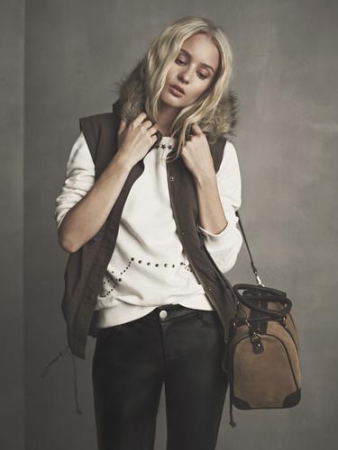 Catálogo Sfera Casual Otoño-Invierno 2012/2013: la moda joven más formal