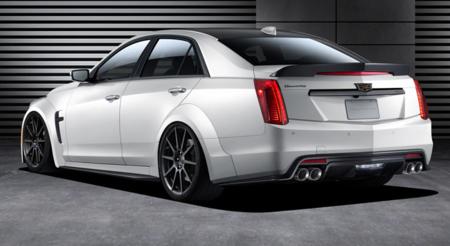 Hennessey Cadillac CTS-V, planeando ser la berlina más rápida del mundo
