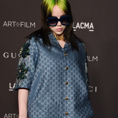 Billie Eilish Gucci Estilo 12