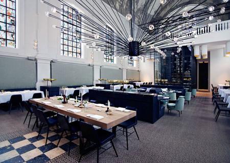 Elegante Restaurante 3