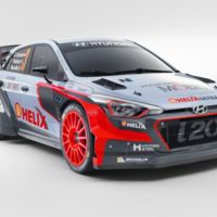 Desvelado el nuevo Hyundai i20 WRC