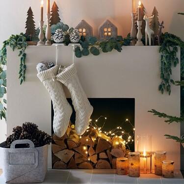 La semana decorativa: salones confortables y acogedores y muchas ideas para ambientar la casa en Navidad