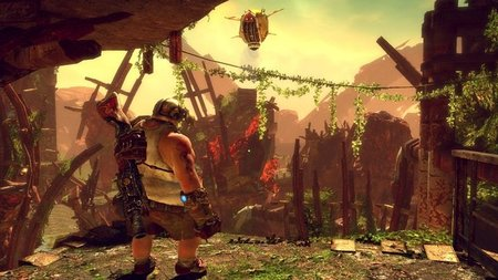 'Enslaved: Odyssey to the West'. Ya se encuentra disponible su DLC sobre Pigsy