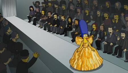 Los Simpson visten de Balenciaga en el fashion film más innovador y emocional que deja la Semana de la Moda de París