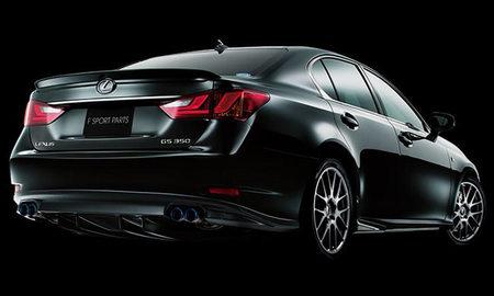 Lexus GS F Sport TRD
