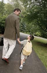 Privan a un padre de acceder a los trabajos escolares de su hijo
