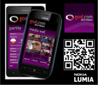 Goal.com 2012 Finals, sigue la Eurocopa en exclusiva con Nokia en Windows Phone