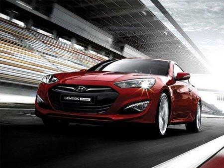 Más imágenes del nuevo Hyundai Genesis Coupé ven la luz