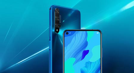 El Huawei Nova 5T llega a España: precio y disponibilidad oficiales