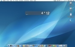 Calq: Cómoda calculadora de escritorio