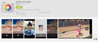 Cámara de Google, la nueva aplicación para tomar fotografías de Google en Android